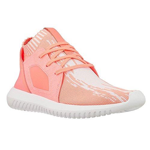 Adidas Tubular Defiantpk W - Bb5141 Rosa