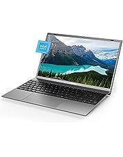 $358 » Windows Laptop 15.6 inch 8GB RAM DDR4 256GB M.2 SSD Notebook Computers, Intel J4125Quad-Core Computer Laptop, 1080P IPS Windows10 Pro PC Laptops, Full Size Keyboard
