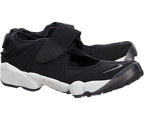 Nike Women's Air Rift Black/Cool Grey Running Shoe 10 Women US
