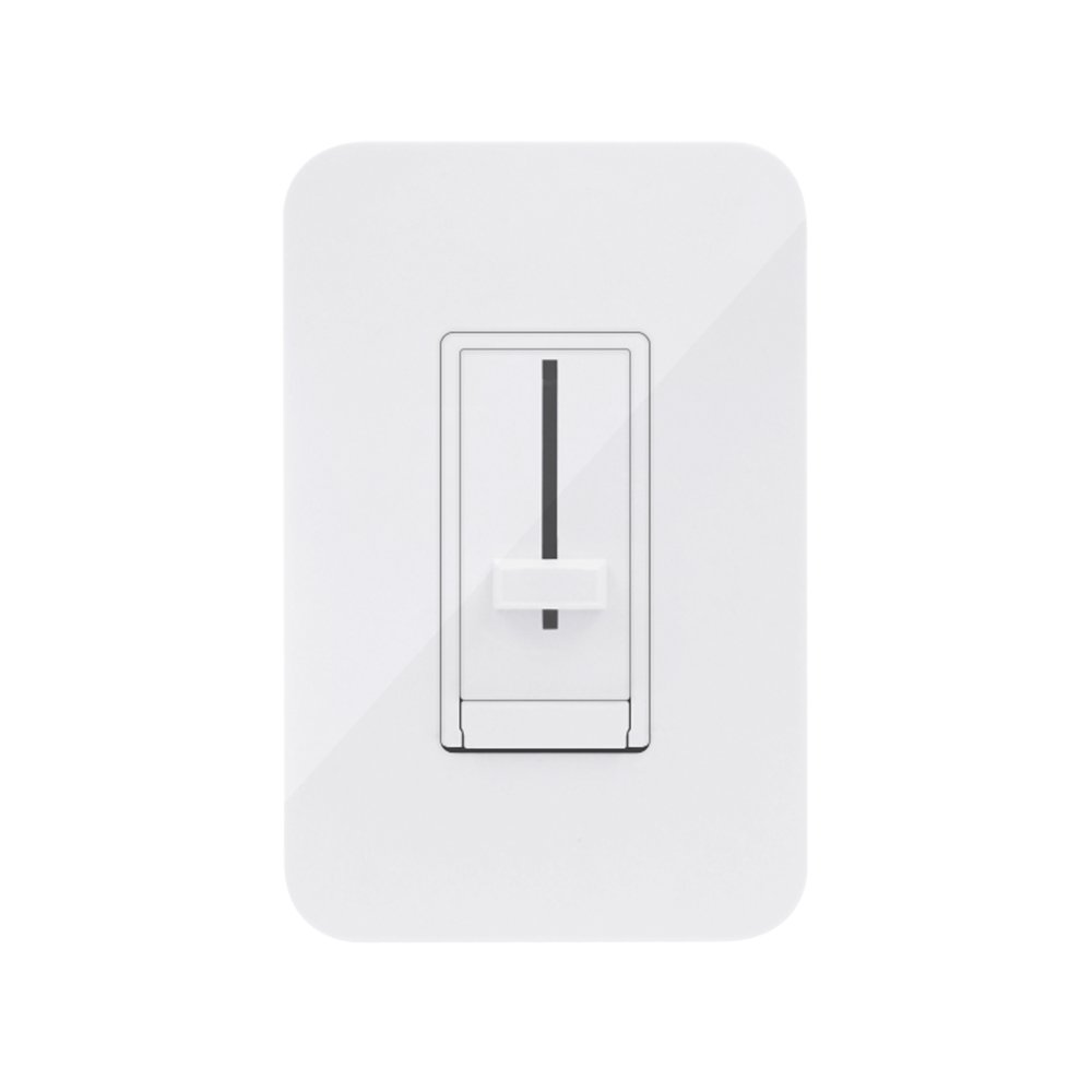 Quotra Wireless Smart Dimmer Zigbee Light Switch Dimmable For LED,CFL,Compatible with Alexa,Google Home,HUB REQUIRED:Hue,Echo Plus,Lightfy.Works with Philips Hue App-Better than most Wifi,Zwave Switch Ltd