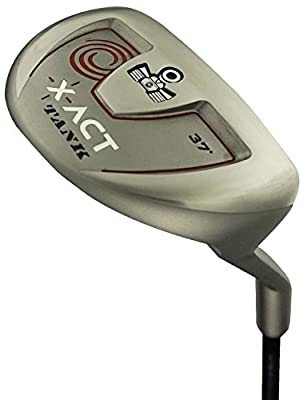 Odyssey X-ACT Tank Chippers Putter with Super Stroke Grip