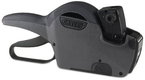 Garvey 22-6 Digit Single Line, Price Marking Gun Date Code Labeler, Compatible to 22 x 12 mm Labels (22-6/G2212-06001)