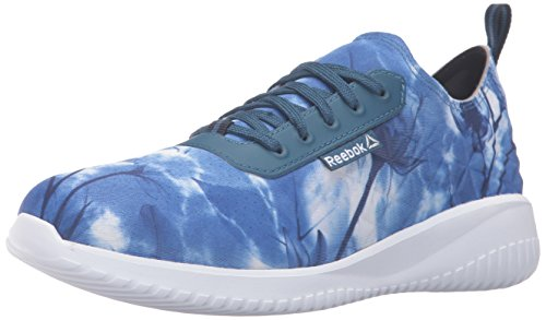 Reebok ReebokSkyscape Revolution-W - Skyscape Revolution Damen Graphic Noble Blue/Collegiate Navy/White