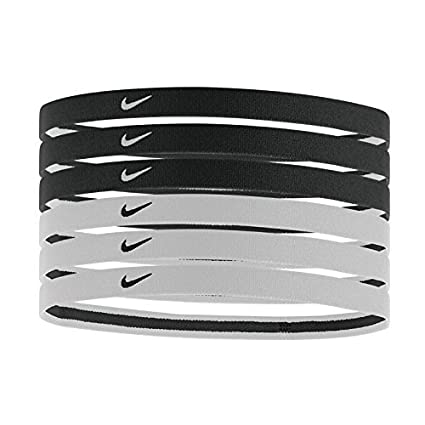Buy Nike Swoosh Sport Headbands 2.0 6pk Online at Low Prices in India -  Amazon.in a04e7ba3104