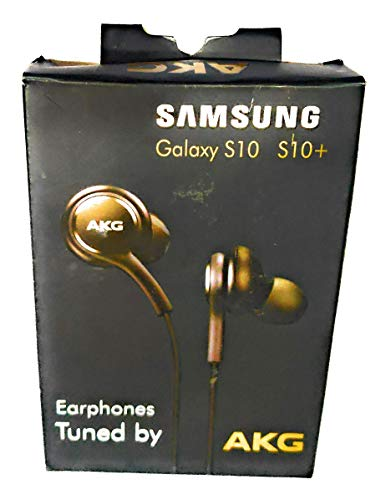 AM Stereo Headset with Mic   Sound Control Earphone for All Samsung   Others  AKG Black