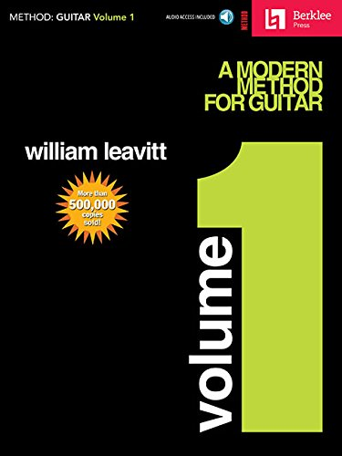 A Modern Method for Guitar, Vol. 1