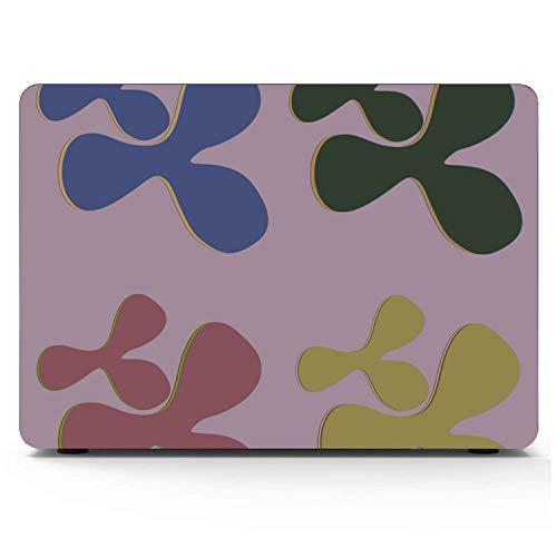 MacBook Pro 13 Cover Retro Natural Creative Fashion Hurricane Plastic Hard Shell Compatible Mac Air 11