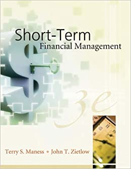 Short term financial management terry s maness john t zietlow short term financial management terry s maness john t zietlow 9780324202939 amazon books fandeluxe Images