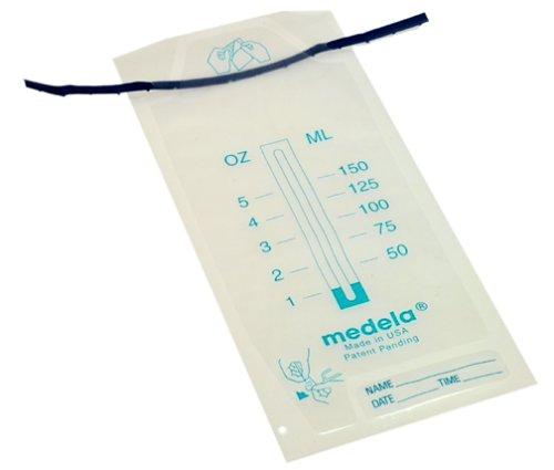 Medela Csf Breastmilk Bags - 1