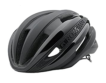 Giro Synthe MIPS Casco, Color Negro Mate, M