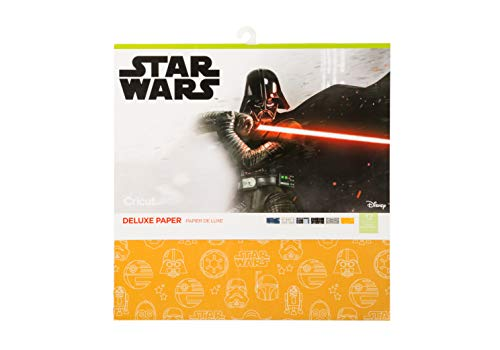 Cricut 2005865 Star Wars A New Hope Deluxe Paper ()
