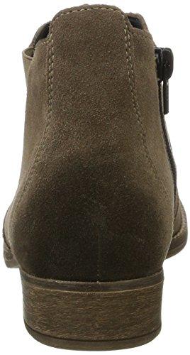 Remonte Damen Stivali R9370 Chelsea Beige (trueffel / 25)