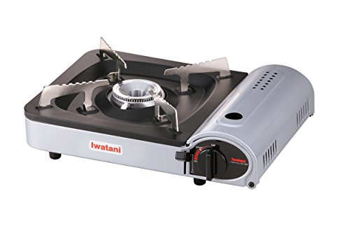 Iwatani Corporation of America ZA-3HP Portable Butane Stove Burner