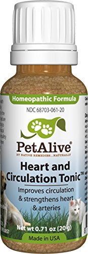 PetAlive Heart and Circulation Tonic (20g)