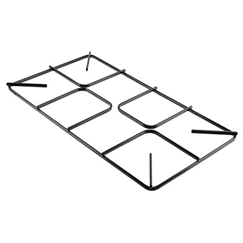 Spares2go Flat Gas Hob Pan Support Stand For Bosch Oven Cookers (455mm x 245mm, Large)