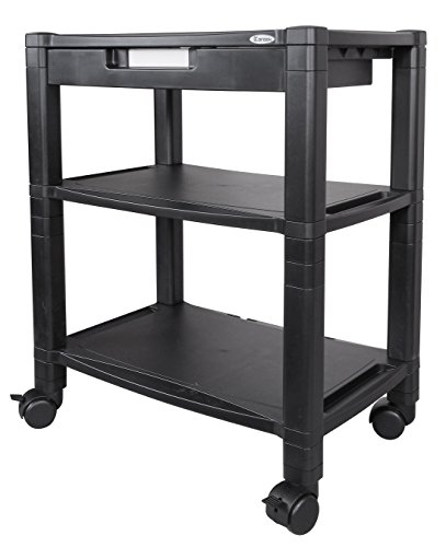 Kantek 3 Shelf Desk Side Organizing PS640