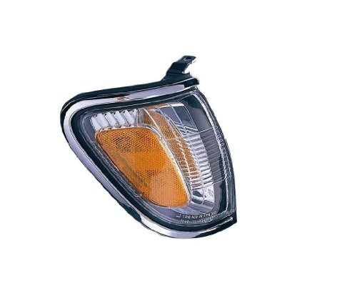 Depo 312-1547R-AS1 Toyota Tacoma Passenger Side Replacement Parking/Side Marker Lamp - Side Passenger Marker Side