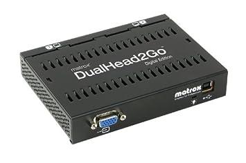 Driver for Matrox DualHead2Go Digital Edition