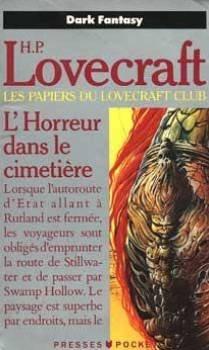 L'horreur dans le cimetière par Lovecraft