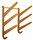 Bamboo SUP Rack for 3 Paddleboards or Longboards - Grassracks O'ahu Trip