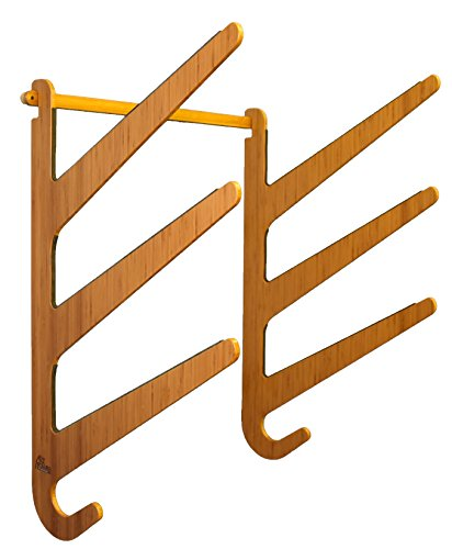 Bamboo SUP Rack for 3 Paddleboards or Longboards - Grassracks O'ahu Trip by Grassracks