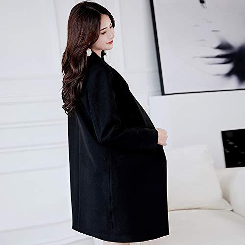 Mujer Outwear Abrigos Punto Capucha Ropa Con Ashop De Chaquetas 17O1q