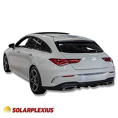 Solarplexius Sonnenschutz Autosonnenschutz Scheibentönung Sonnenschutzfolie 1x Heckscheibe für T5 Multivan 03-15