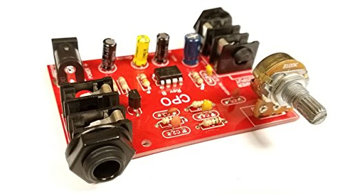 NightFire Code Practice Oscillator Kit #3768 (1/4 Phono) by NightFire Electronics