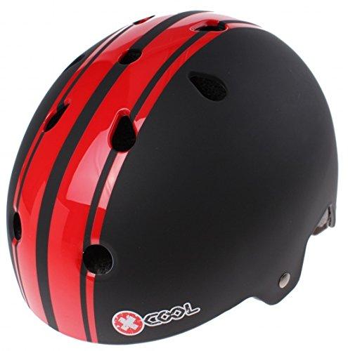 Cycle Tech Helm Xcool 2.0 schwarz   rot Größe 55 58 cmB07732BVGKKinder-SchutzkleidungSehr gelobt und vom Publikum der Verbraucher geschätzt       Räumungsverkauf