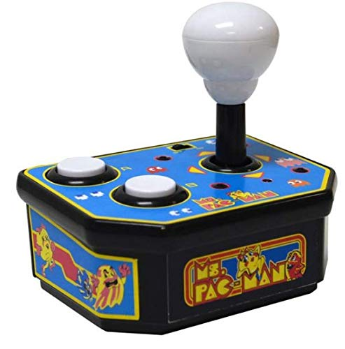 New! Ms. Pac-Man Plug and Play Classic Arcade TV Game, used for sale  Delivered anywhere in USA