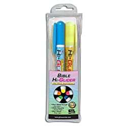 Image of the product Bible Hi Glider Gel Stick that is listed on the catalogue brand of Y&C.