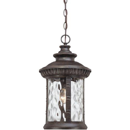 Quoizel CHI1911IB 1-Light Chimera Outdoor Lantern in Imperial (Bronze Large Lantern Pendant)
