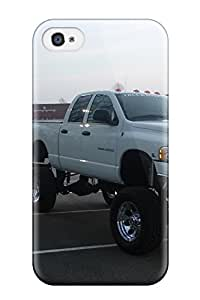 Durable Protector Case Cover With Dodge Ram 17 Hot Design For Iphone 4/4s