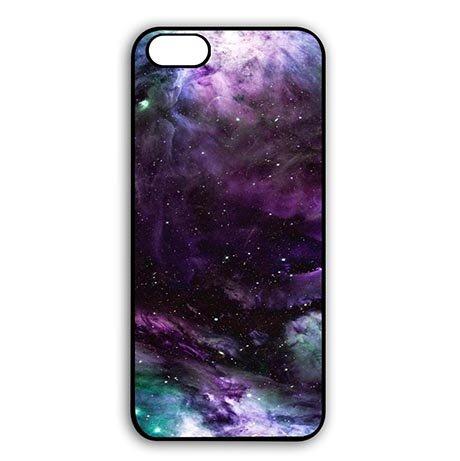 Vogue iPhone 6 PLUS/6S PLUS 5.5 Inch Thin Flexible Plastic Cover Case, Nebula iPhone 6 plus/6S plus Phone Slim Carring Cases Funny For Teens