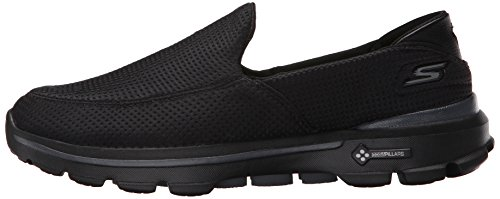 Skechers Chaussures de Walking GOwalk 3 Noir/54045 BBK Black Baskets Turnschuh