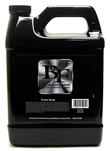 Blackfire Pro Detailers Choice BF-105-128 Foam Soap, 128 oz.