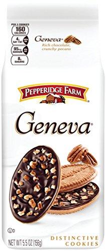 Pepperidge Farm, Geneva, Cookies, 5.5 oz, Bag, 24-count by Pepperidge Farm (Image #3)