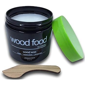 Amazon Com Wood Food Wax Protection For Wood Amp Bamboo