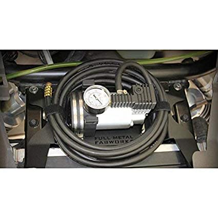Amazon.com: Full Metal FabWorks Adventure Air Compressor Polaris RZR XP 1000: Automotive