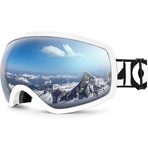nowboard Goggles UV Protection Anti-Fog Snow Goggles for Men Women Youth ()