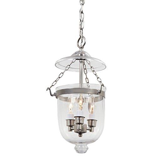 Small Bell Jar Pendant Lights in Florida - 8