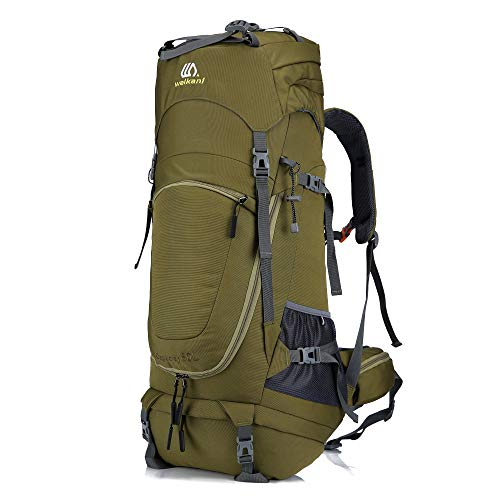 Weikani 80L Internal Frame Hiking Backpack