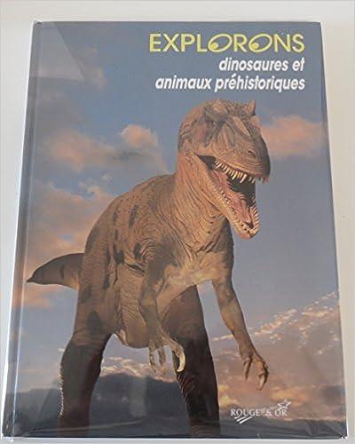 Livre gratuits Les dinosaures et les animaux prehistoriques  ne pdf