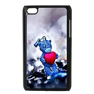 iPod Touch 4 Case Black Love Struck 1 Cmxet