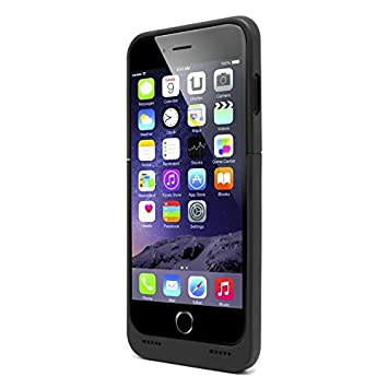 Funda Batería iPhone 6 / 6S 3.500mAh Tuzers - Funda Cargador - Battery Case - 150% Extra de Batería - Ligera y Suave