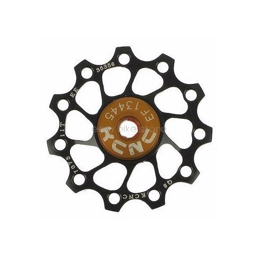 KCNC 1PAIR=2PCS Jockey Wheel Pulley Ultra Light 11T S H I M A N O Campagnolo SRAM BIKE - ()