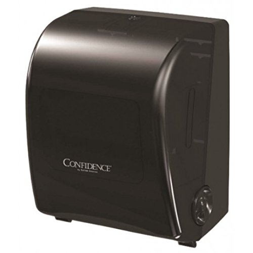 Confidence No-touch Mechanical Roll Towel Dispenser, Ea Sofidel America 410261