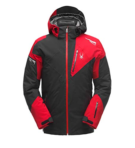 Spyder Men's Leader Gore-TEX Waterproof and Windproof Snow Sport Jacket from Spyder