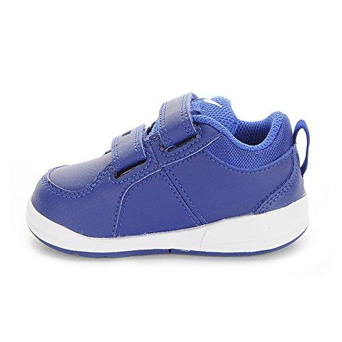 Nike Pico 4 (TDV), Zapatillas de estar Por Casa Unisex Bebé Azul