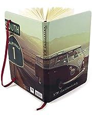 BRISA VW Collection Volkswagen T1 Bus Transporter/Kever Papieren notitieboekje, A5-formaat, gelinieerd